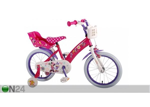 Tyttöjen polkupyörä alkaen 4. vuotiaille TC-76881