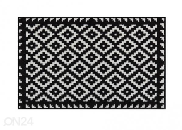 Matto TABUK BLACK % WHITE A5-77311