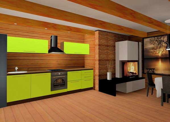Baltest köögimööbel 300 cm AR-77541