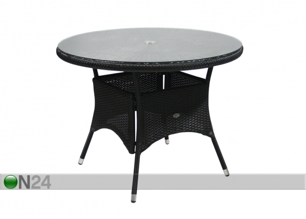 Puutarhapöytä WICKER EV-78211