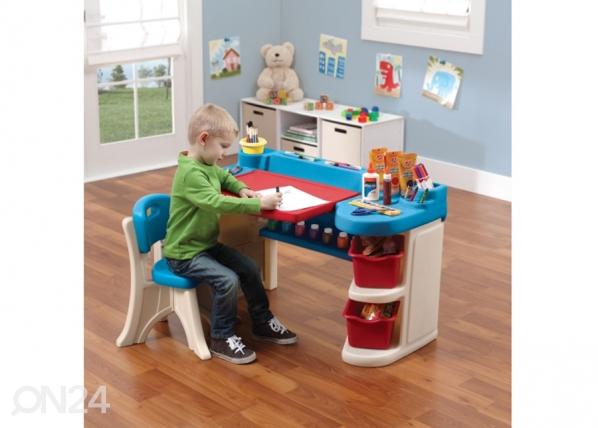 Lasten työpöytä Step2 WB-78327