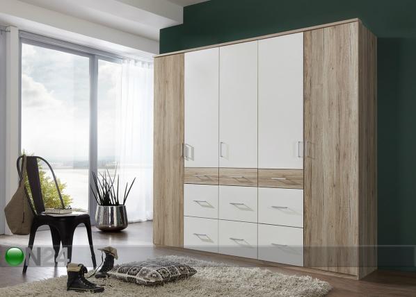 Шкаф платяной Click2 225 cm SM-79021