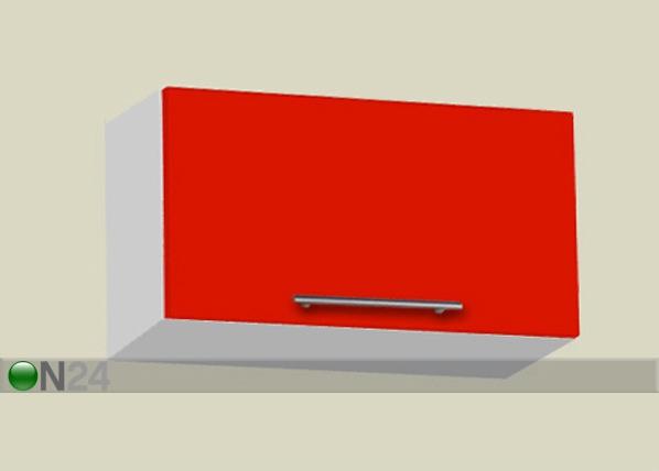 Keittiön yläkaappi 60 cm AVENTOS HKS mekanismilla h35 cm AR-79403