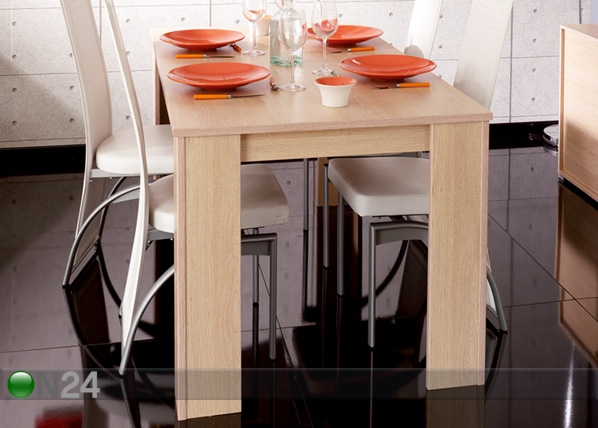 Ruokapöytä KARAN 88x160 cm MA-79732