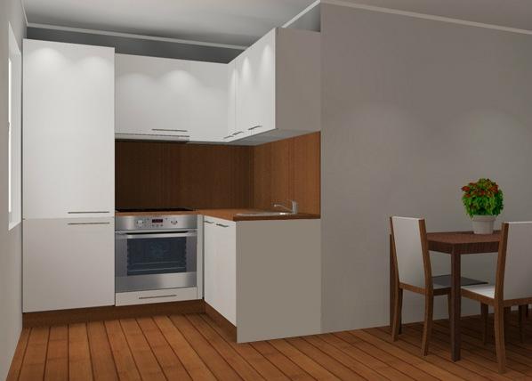 Baltest köögimööbel Miia AR-80712