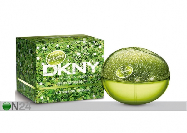 DKNY Be Delicious Sparkling Apple 2014 EDP 50ml NP-80868