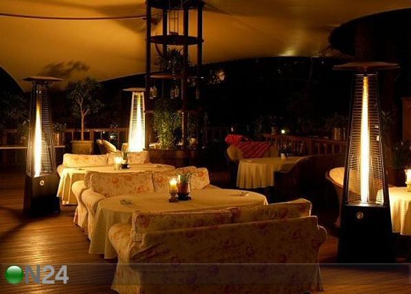 Dekoratiivne terrassisoojendaja/valgusti PO-81067