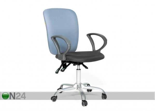 Рабочий стул Chairman 9801 KB-81420