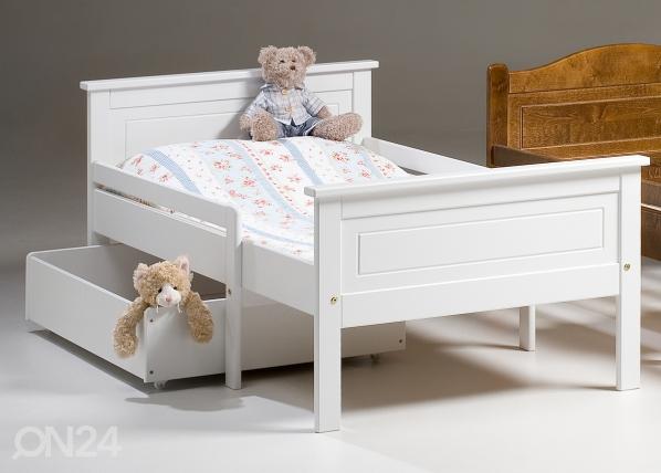 Jatkettava lastensänky SONAATTI PE-83390