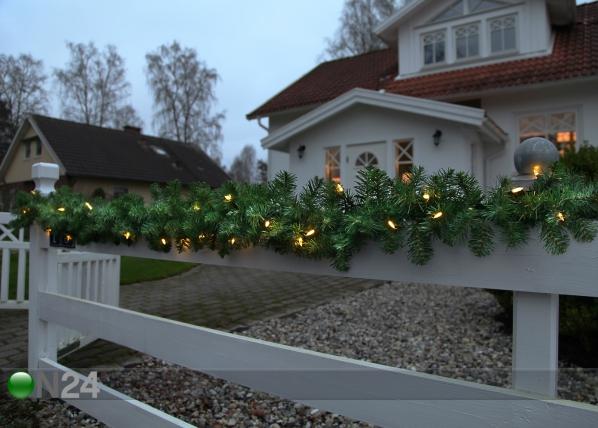 Vanik LED tuledega 270 cm AA-84552