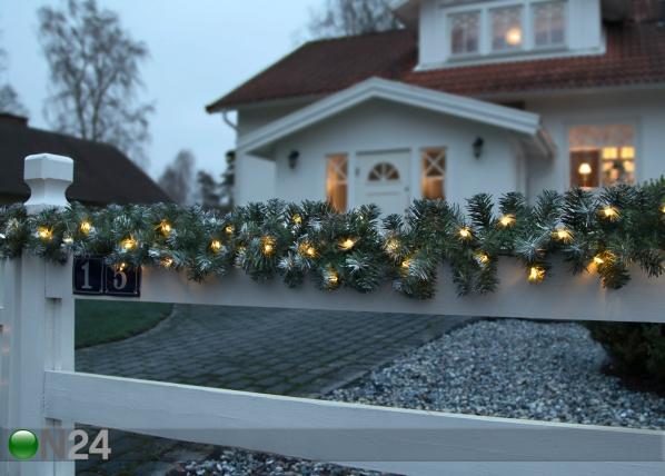 Seppele EDMONTON LED valoilla 2,7 m AA-84553
