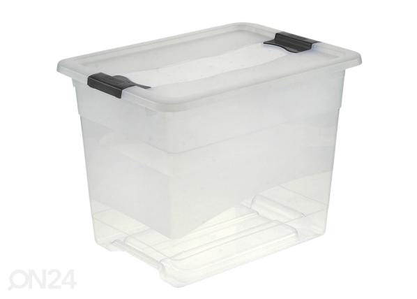 Laatikko CRYSTAL-BOX 24L ET-85181