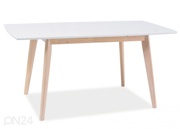 Jatkettava ruokapöytä COMBO II 75x120-160 cm WS-85211