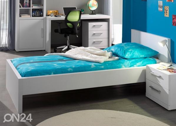 Кровать Cloud 90x200 cm MA-86093
