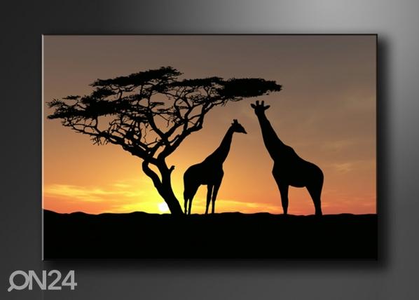 Seinapilt Aafrika 60x80 cm ED-86109