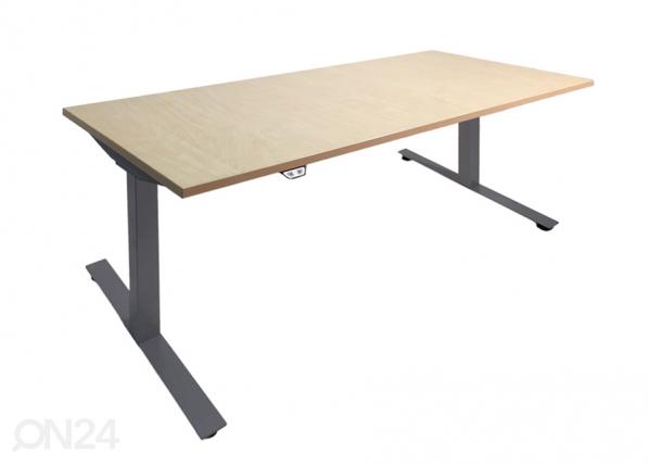 Sähköllä säädettävä kirjoituspöytä EXPO AO-86159