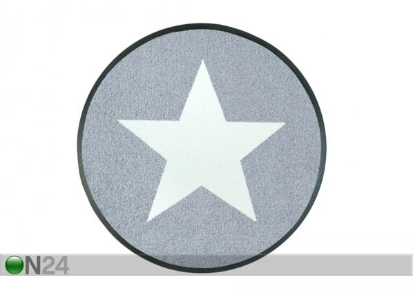 Matto STARS Ø75 cm A5-87673