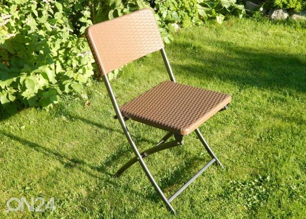Складной садовый стул Rotang PO-87709