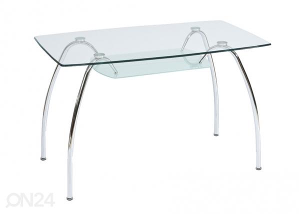 Ruokapöytä ARACHNE I 120x70 cm WS-88381