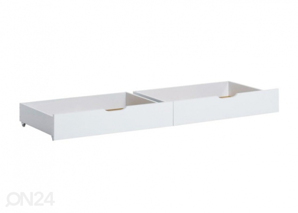 Vuodevaatelaatikot 2 kpl PREMIUM sänkyyn IF-89037