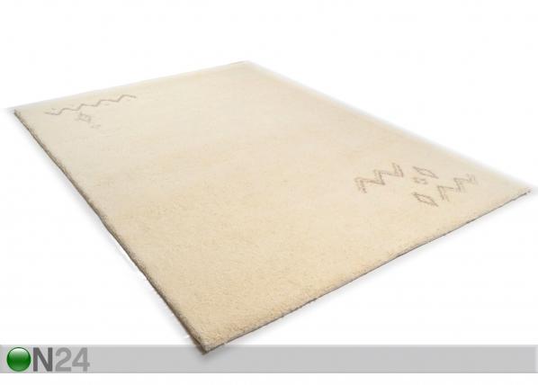Шерстяной ковер Tanger 70x140 см AA-89141