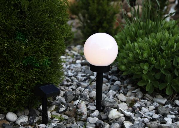 Päikesepaneeliga aiavalgusti AA-89910