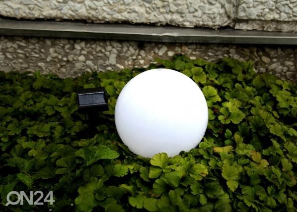 Садовая лампа с солнечной панелью 20 см AA-89925