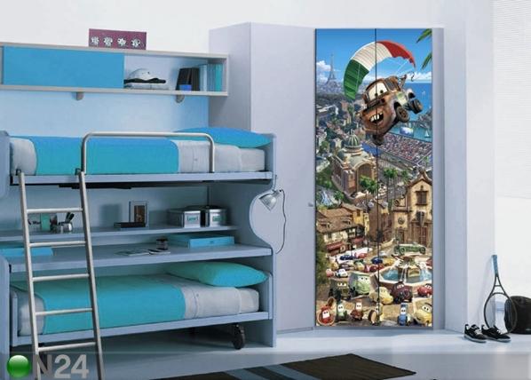Флизелиновые фотообои Disney Mater parachute 90x202 см ED-90952