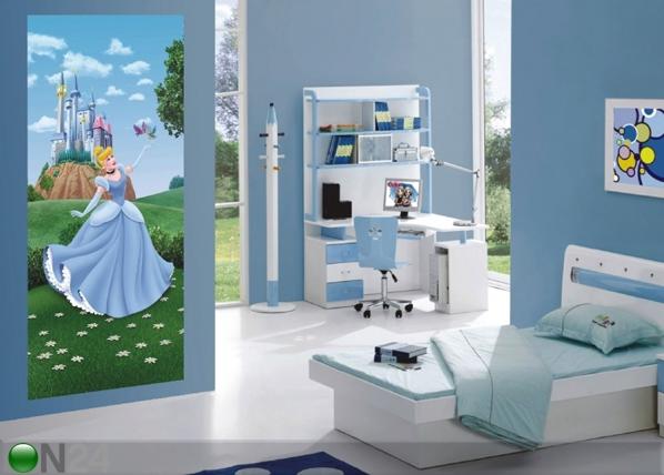 Fliis-fototapeet Disney Cinderella 90x202 cm ED-91009