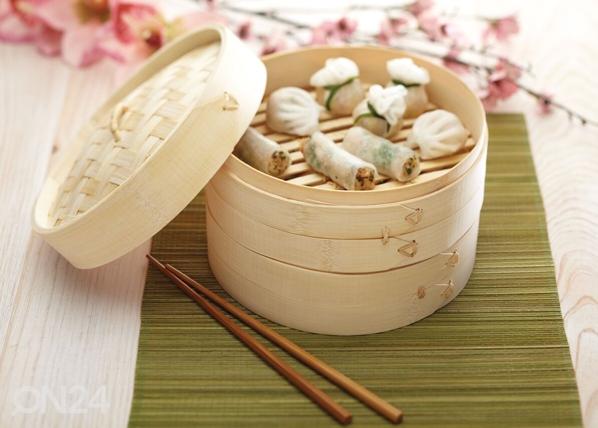 Bambu höyrystin Ø 20 cm ID-91284
