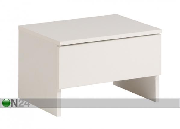 Yöpöytä BIANCA MA-91387