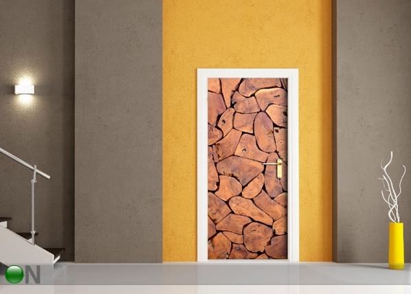 Флизелиновые фотообои Wood 90x202 cm ED-91474