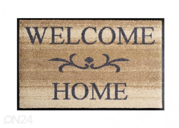 Matto WELCOME HOME BEIGE 50x75 cm A5-91549