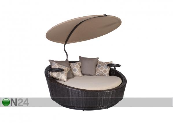 Садовый диван с навесом Stella EV-91892