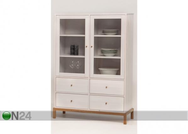 Vitriinkapp Rely Highboard Glass Doors WO-92535