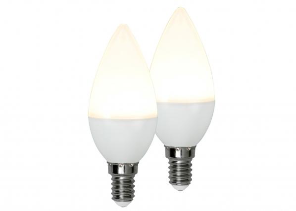 LED sähkölamppu E14 3 W, 2 kpl AA-92560