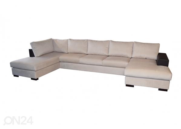 57bbd9b5259 Nurgadiivan U XL MU-92826 - ON24 Sisustuskaubamaja
