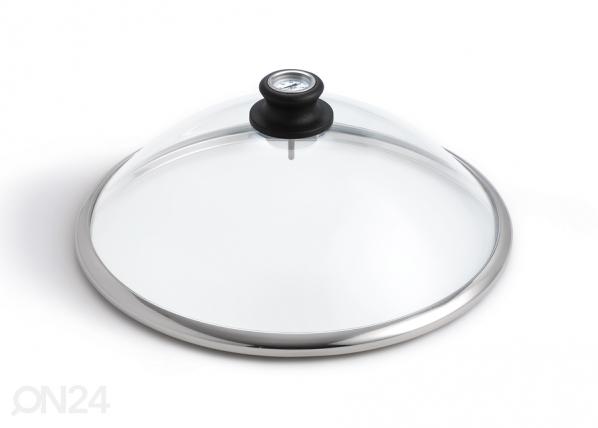 Стеклянная крышка с термометром LotusGrill FB-93771