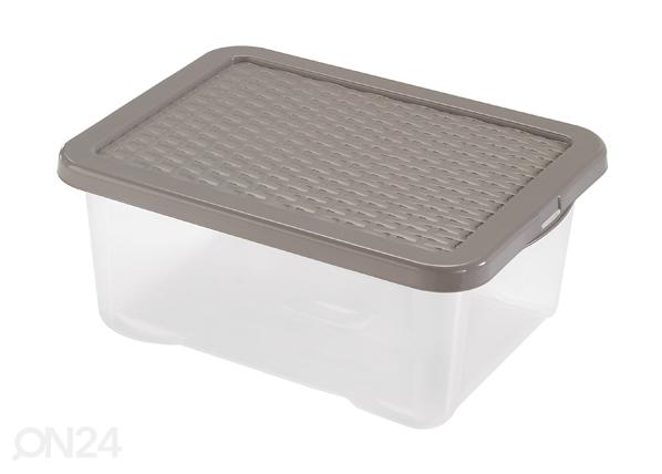 Säilytyslaatikko HEIDRUN R-BOX 18L UR-94068