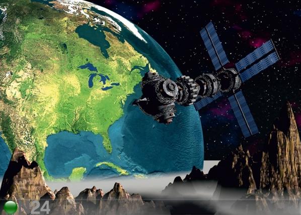 Fleece kuvatapetti UNIVERSE 360x270 cm ED-94863
