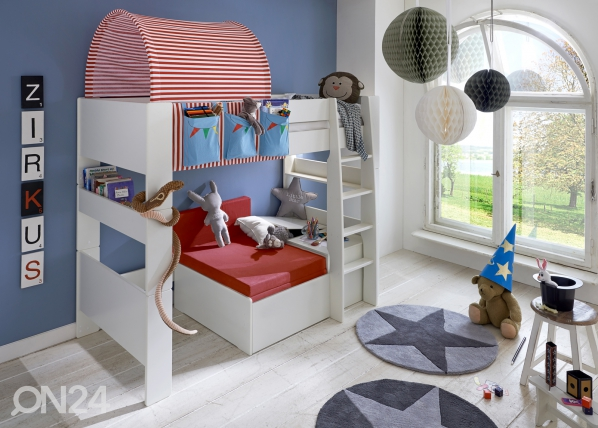 Parvisänky For Kids 614 90x200 cm CM-95098