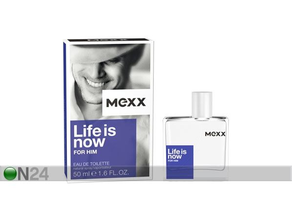 MEXX Life is Now EDT 50ml NP-95133