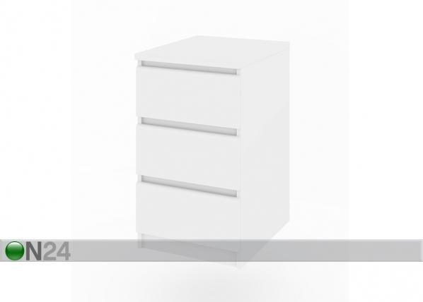 Yöpöytä/laatikosto NAIA AQ-96944