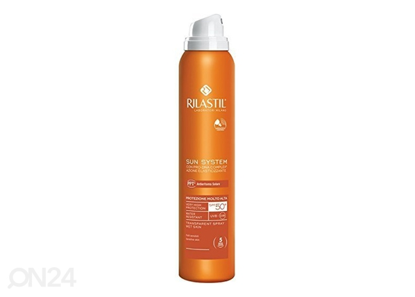 Rilastil® Sun System Baby 50+ liiva-higi-veekindel sprey 200 ml TZ-96989