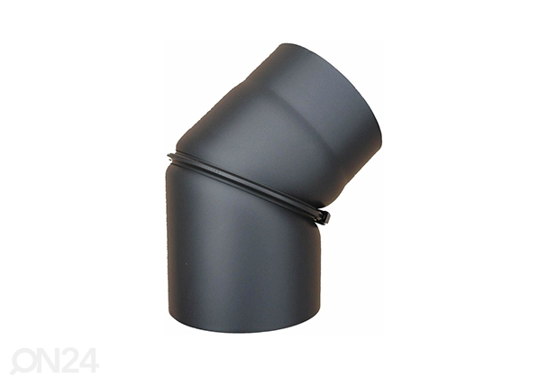 Savuputken säädettävä nivelmutka 0-45º Ø11,5cm, SI