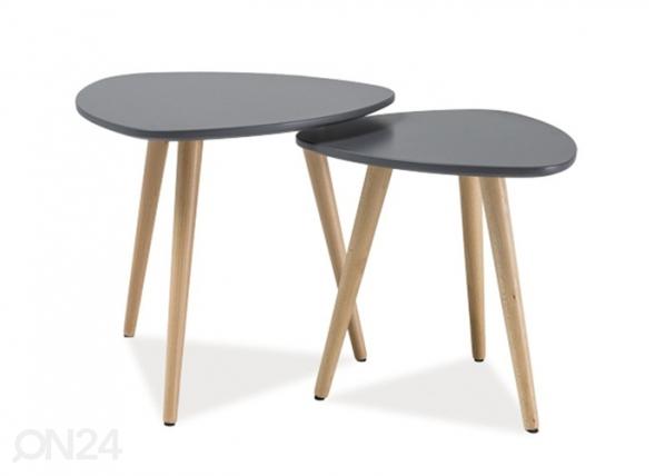 Sohvapöydät NOLAN A, 2 kpl, Signal