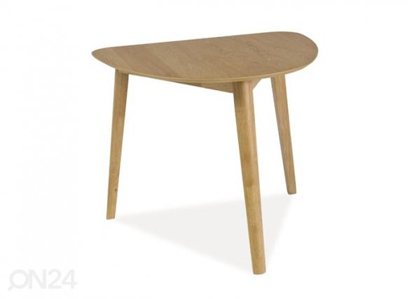 Ruokapöytä KARL 80x90 cm, Signal