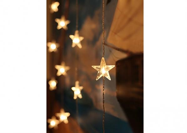Valguskardin Star 180x40 cm AA-98661