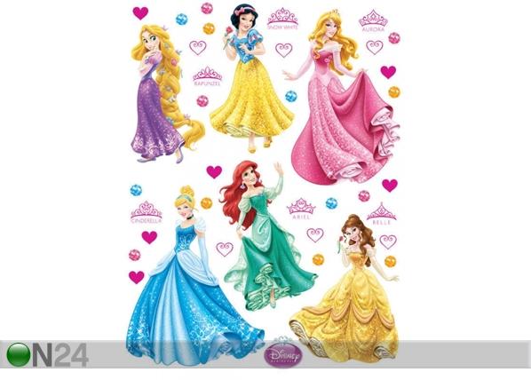 Seinakleebis Disney Princess 42,5x65 cm ED-98669