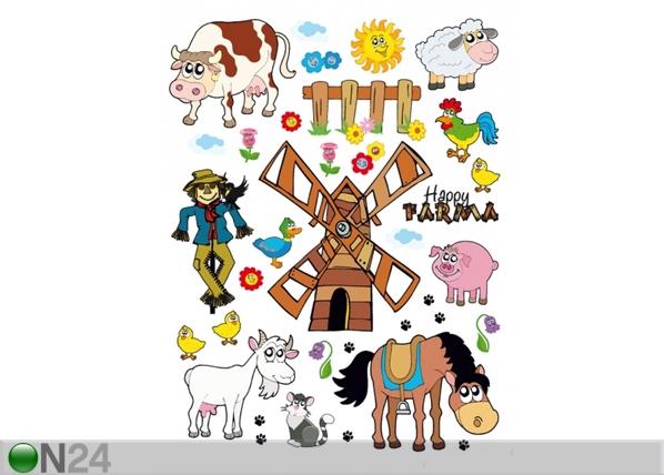 Seinakleebis Farm 42,5x65 cm ED-98689